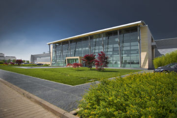 La nuova sede Doimo Cityline